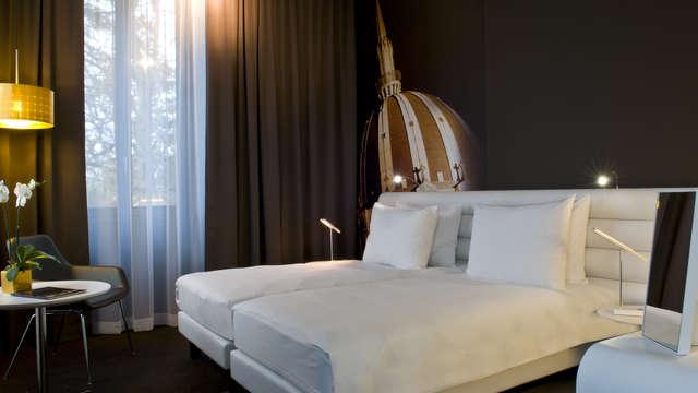 Hotel Radisson Blu Nantes - RADISSON BLU NANTES chbr