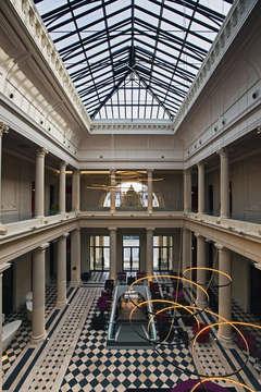 Hotel Radisson Blu Nantes - RADISSON BLU NANTES hall