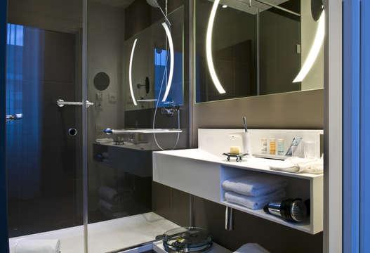 Hotel Radisson Blu Nantes - RADISSON BLU NANTES sdb