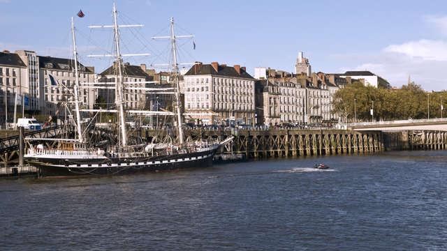 Hotel Radisson Blu Nantes - RADISSON BLU NANTES vue