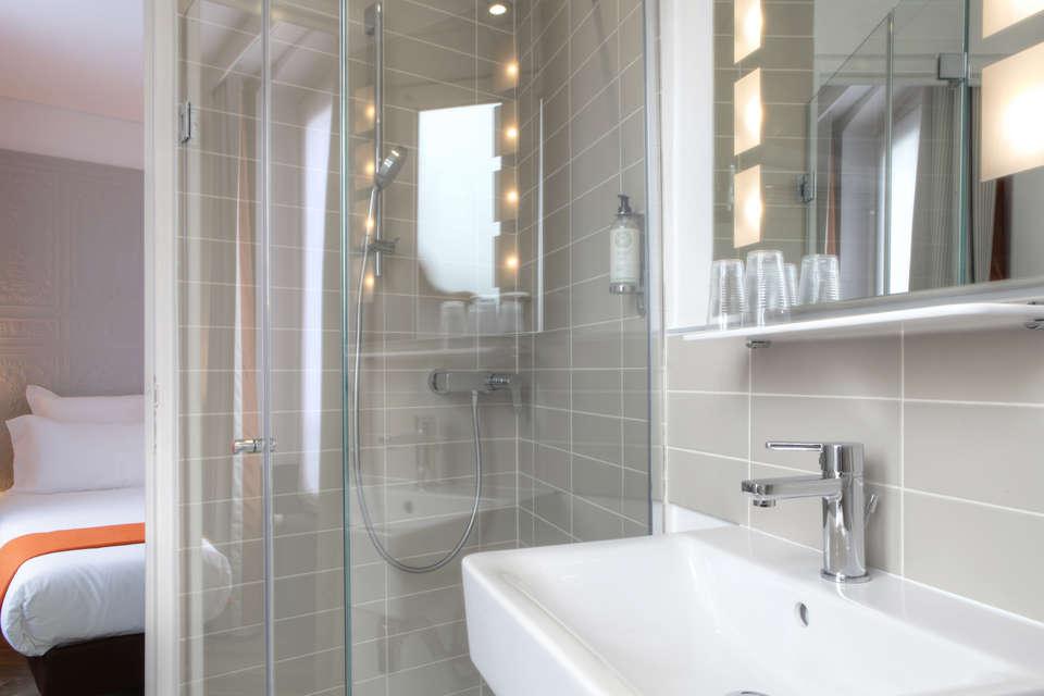 Contact Hotel Alizé Montmartre - Cuarto de baño