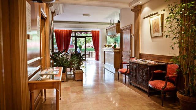 Hotel Sun Riviera - hall