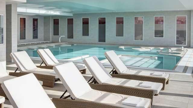 Hotel de la Baie Thalassotherapie Previthal - Espace repos