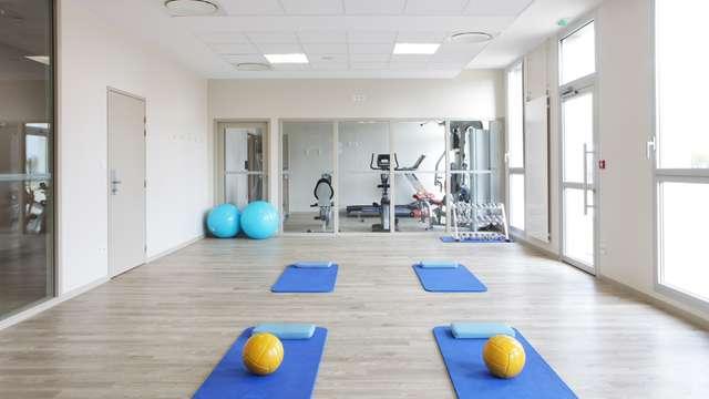 Hotel de la Baie Thalassotherapie Previthal - Salle fitness