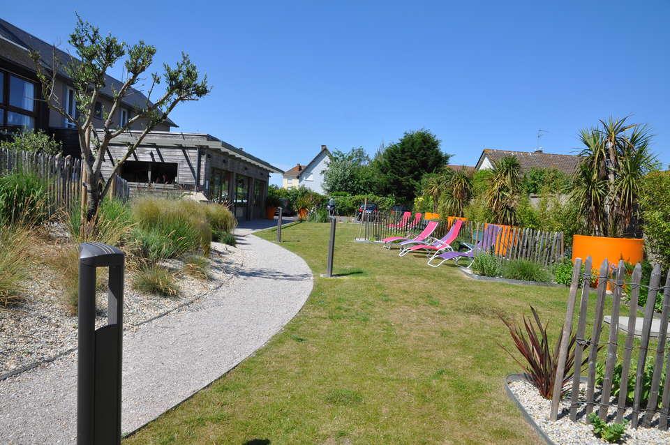 La Crémaillère Le Cottage - Jardins