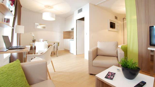 Quality Suites Lyon Lodge - FR QS Lyon suite
