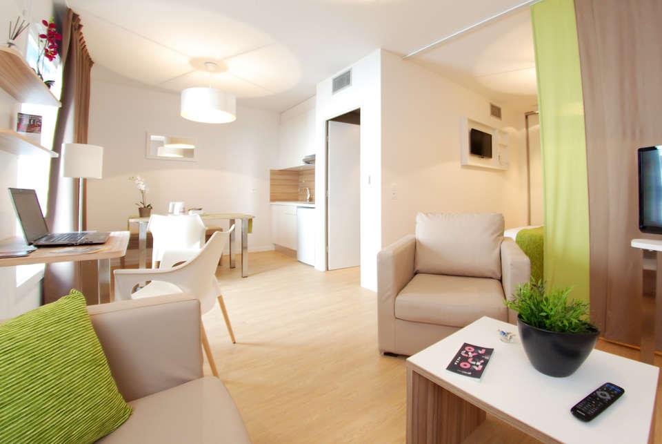 Hotel Q7 Lodge Lyon 7  - Suite