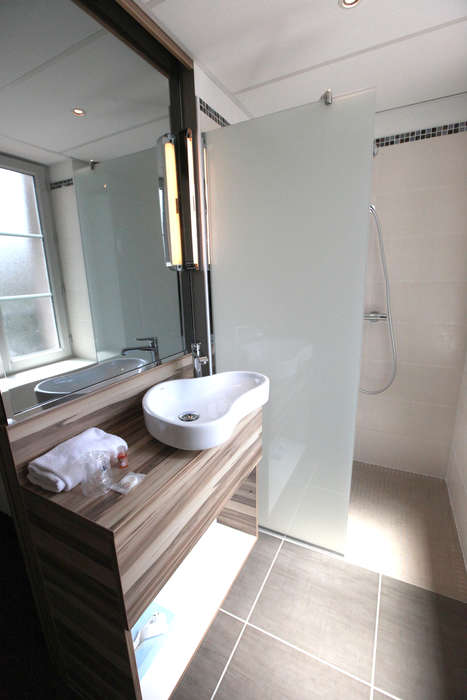 Hotel The Originals Aurillac Grand Hôtel Saint-Pierre (ex Qualys-Hotel) - Salle de bain