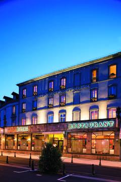 QUALYS-HOTEL Aurillac Grand Hotel Saint-Pierre - p