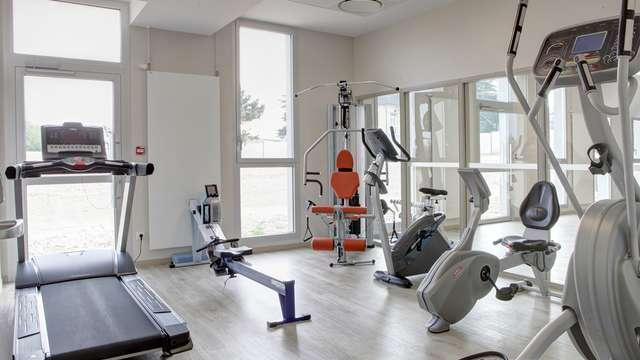 Hotel de la Baie Thalassotherapie Previthal - Fitness