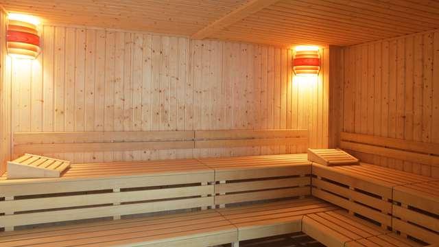 Hotel de la Baie Thalassotherapie Previthal - Sauna