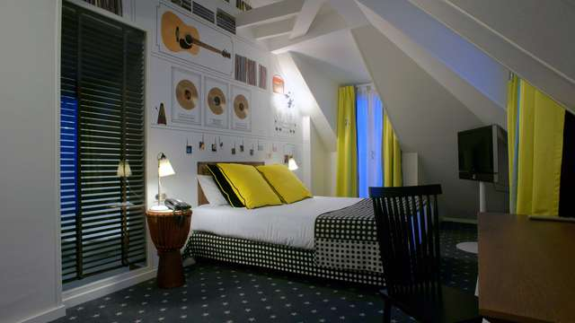 Hotel du Triangle d Or