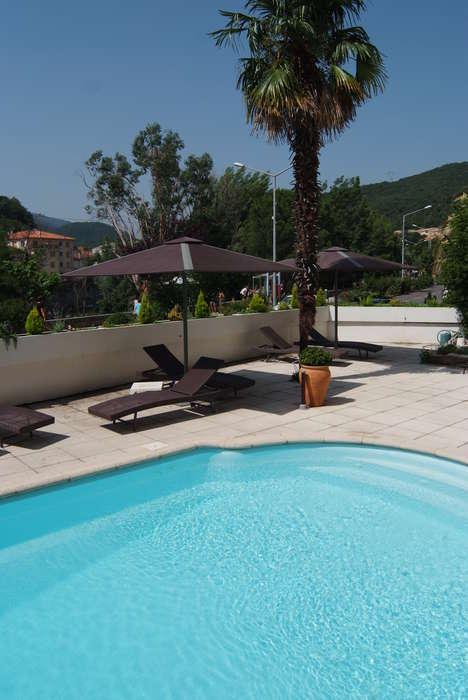 Week end en amoureux am lie les bains avec d ner 4 plats - Hotel avec jacuzzi dans la chambre pyrenees orientales ...