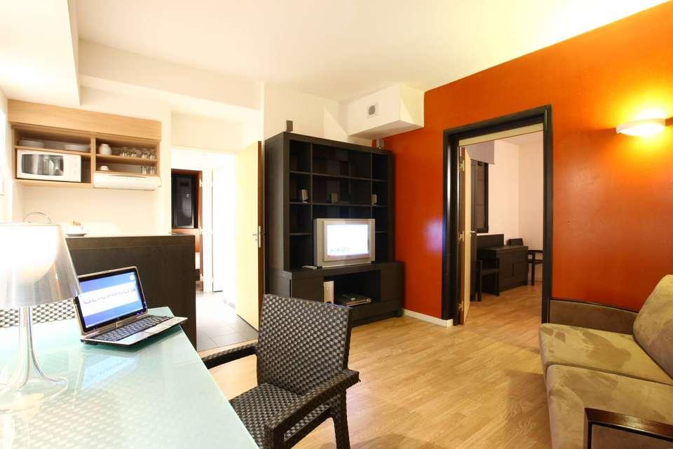 Olivarius Apart'Hôtel  - Appartement 57m²