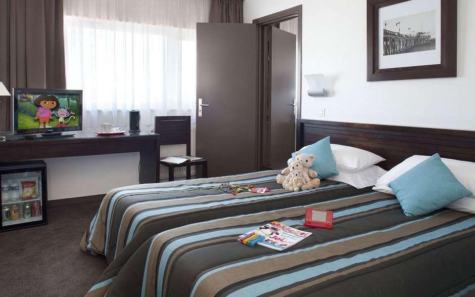 Hôtel Lille Europe / Euralille - Standard room