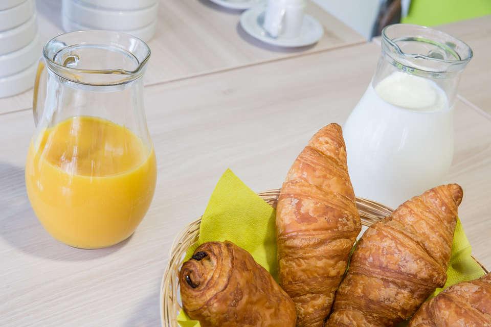 Résidence Goélia Belle Epoque - Petit-déjeuner