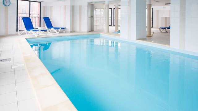 toegang tot het binnenzwembad voor 2 volwassenen