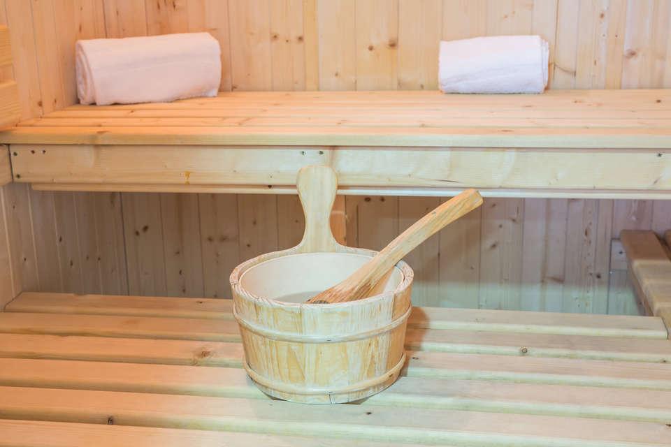 Résidence Goélia Belle Epoque - Sauna