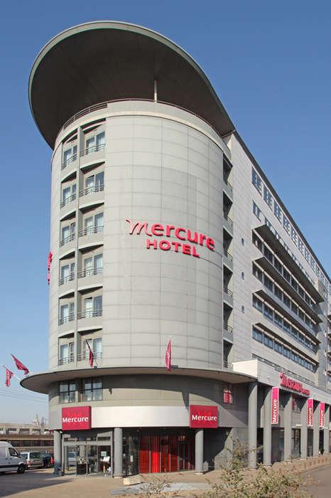 Mercure Tours Centre Gare - Façade