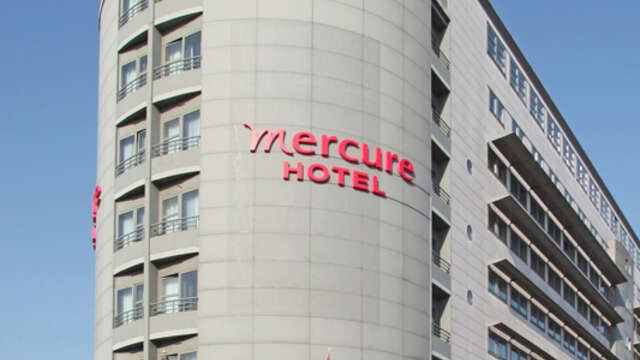Mercure Tours Centre Gare