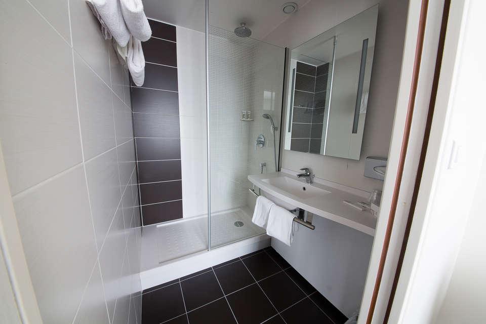 Mercure Lille - Roubaix Grand Hôtel  - Salle de bain