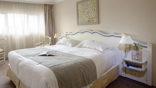 Best Western Cannes Riviera et Spa - chambre