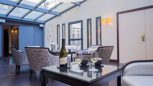 Best Western Cannes Riviera et Spa - Champagne