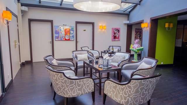 Best Western Cannes Riviera et Spa - Salon