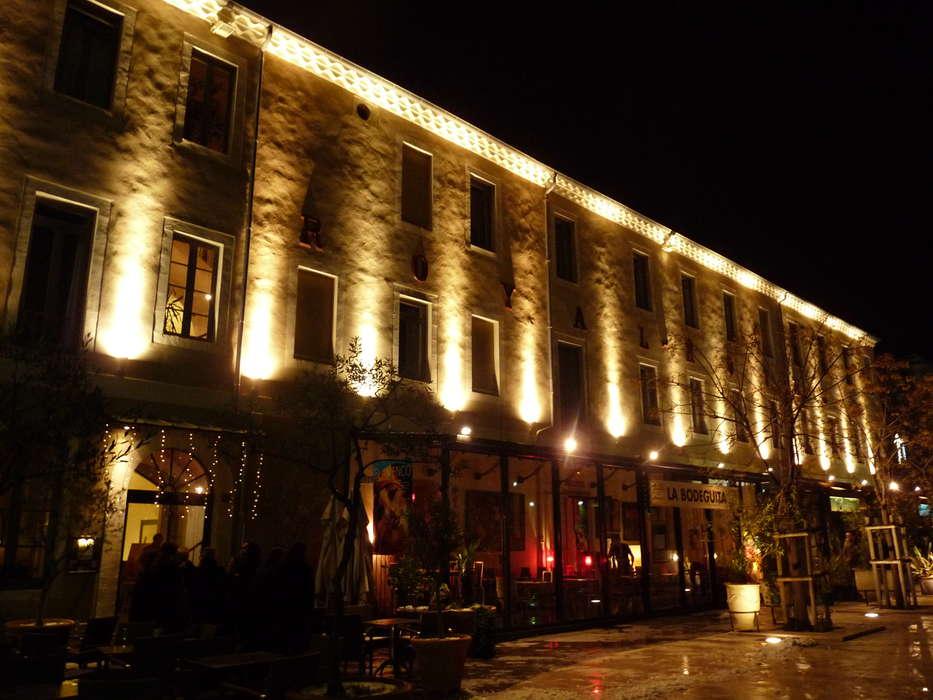 Royal Hôtel - Nîmes  - ROYAL_EXTERIEURE.JPG