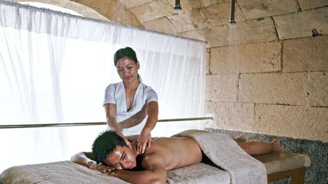 masaje exclusivo relajante