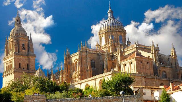 Visita de las dos catedrales de Salamanca para 2 adultos