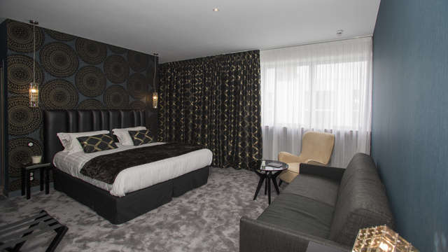 BEST WESTERN PLUS Hotel Isidore - HotelIsidore Chambre