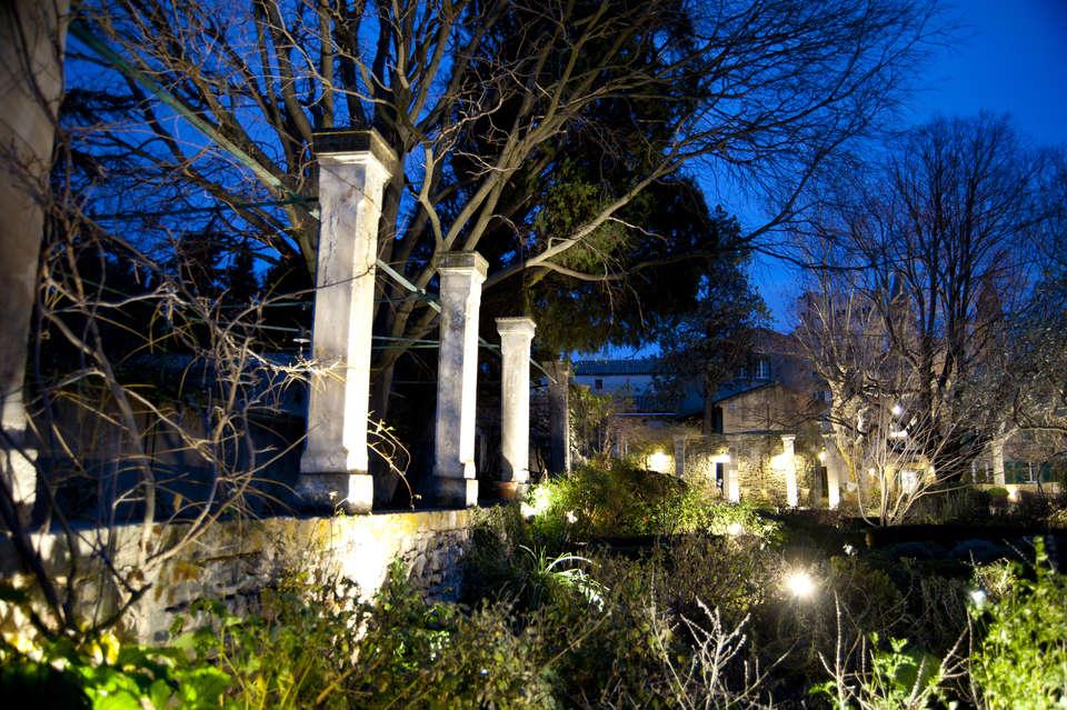 Le Prieuré - Villeneuve les Avignon - Jardins, parc