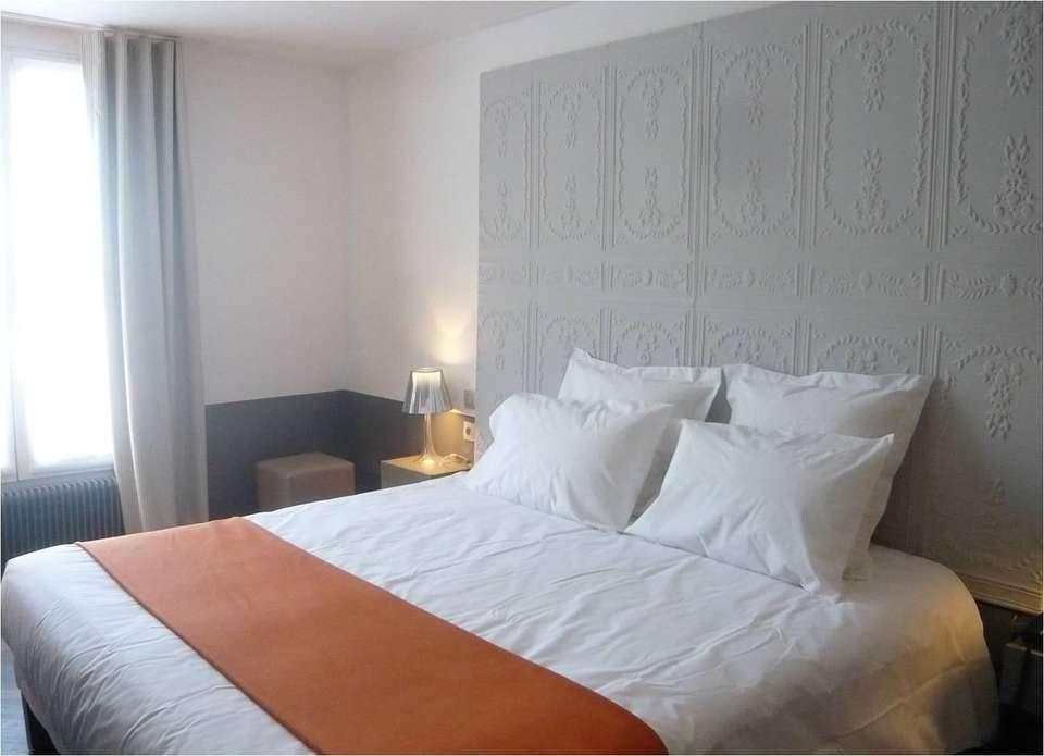 Contact Hotel Alizé Montmartre - Chambre standard