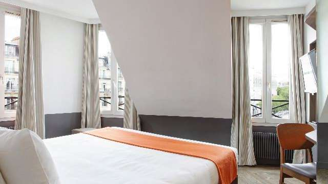 Contact Hotel Alize Montmartre