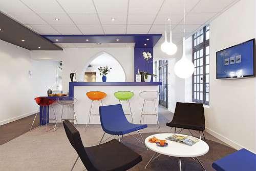 Ibis Styles Gare Vannes Centre - Lounge