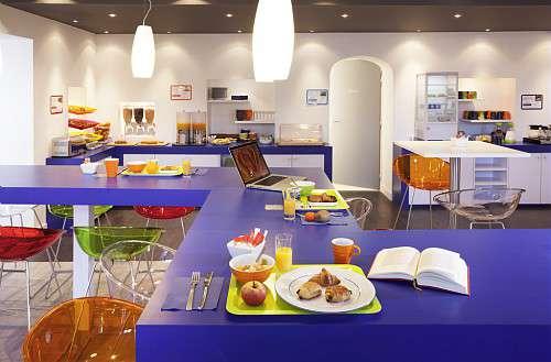 Ibis Styles Gare Vannes Centre - Breakfast