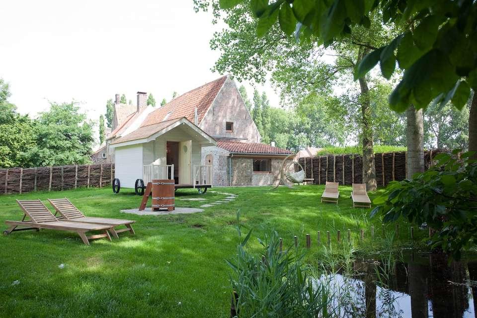 Hostellerie Hof Ter Doest - Sauna