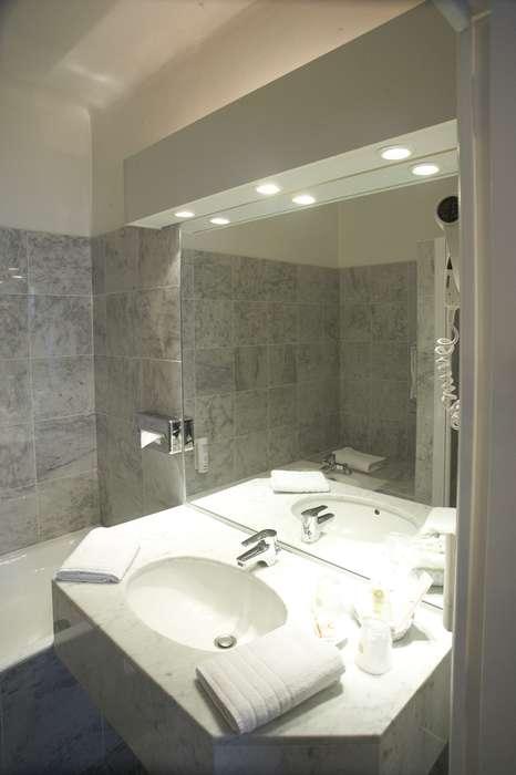 Grand Hôtel Bellevue - Salle de bain