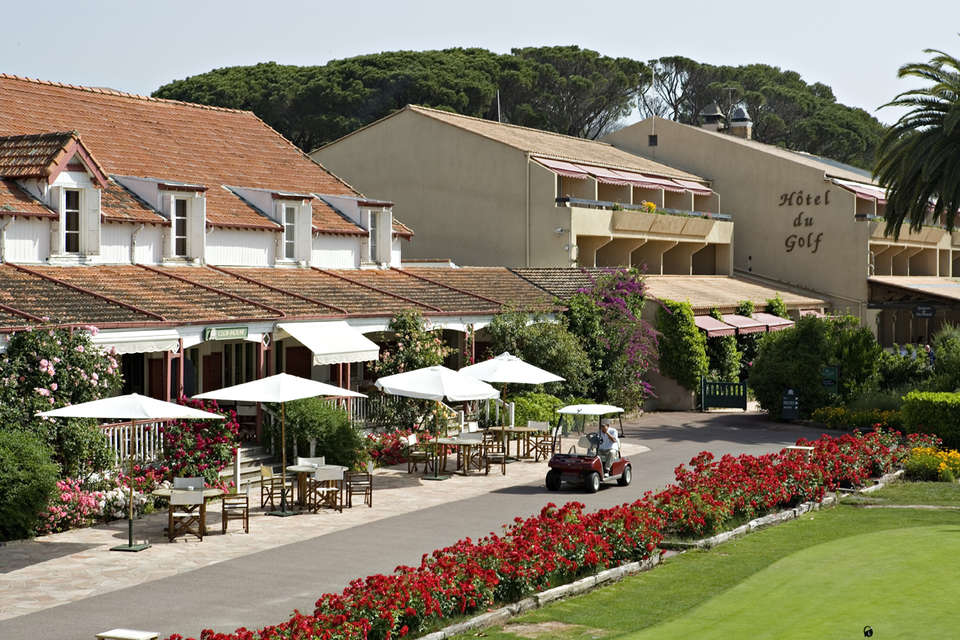 Najeti Golf Hôtel de Valescure  - clubhouse012.jpg
