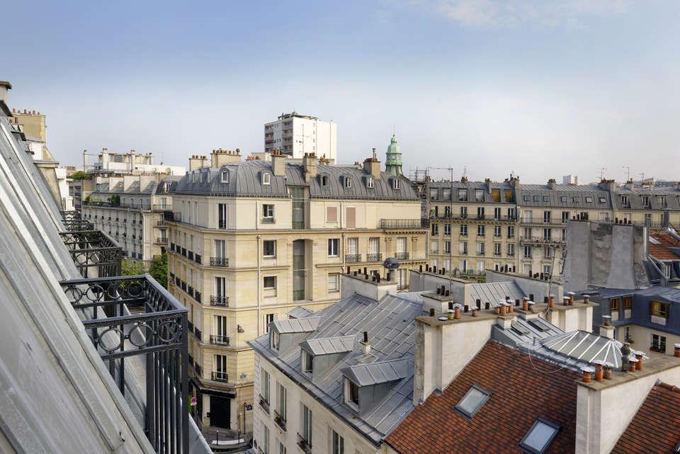 Le Mareuil - Vue de l'hôtel