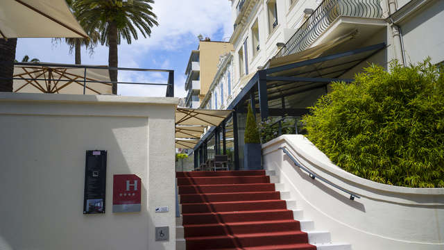 Hotel Le Canberra