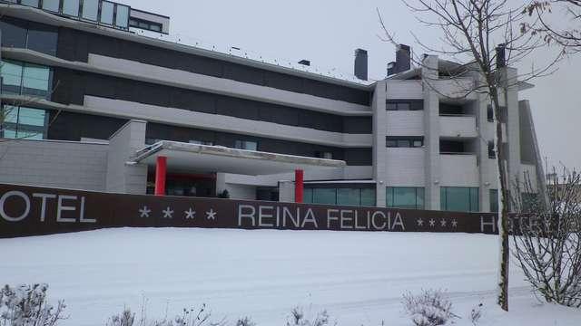 Eurostars Hotel Reina Felicia