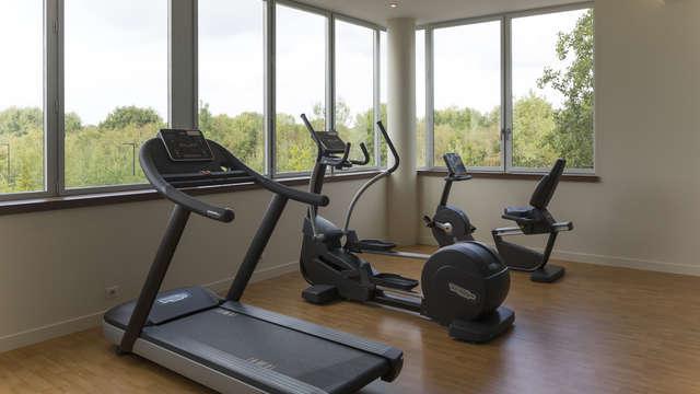 BEST WESTERN PLUS Hotel Isidore - ISI salle de fitness