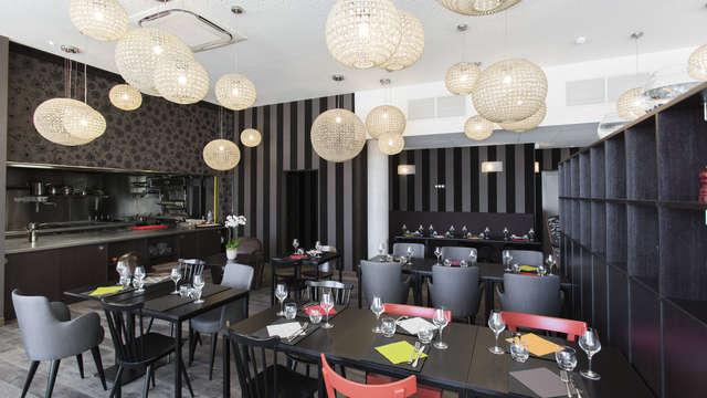 BEST WESTERN PLUS Hotel Isidore - ISI Restaurant vue open kitchen