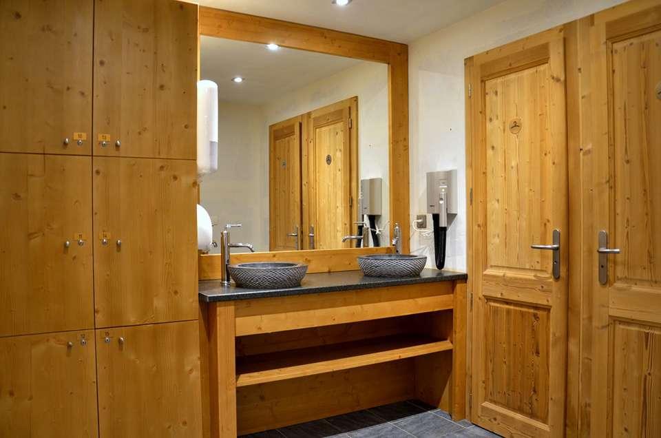 Résidence - Les Grandes Alpes - Salle de bain