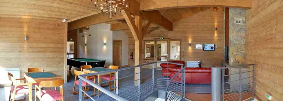 Résidence - Les Grandes Alpes - Hall d'entrée