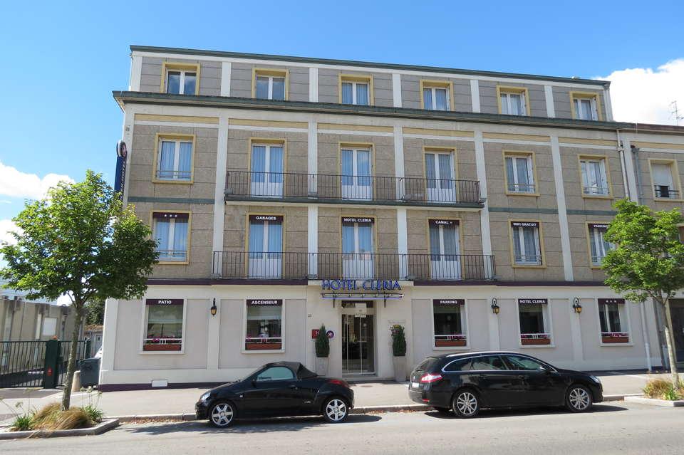 The Originals City, Hôtel Cléria, Lorient (Inter-Hotel) - Front