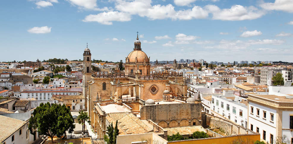 Hotel villa jerez 5 jerez de la frontera spanje for Azulejos jerez de la frontera
