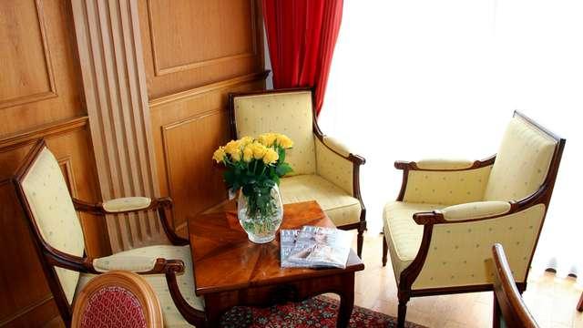 Hotel Sun Riviera - salon